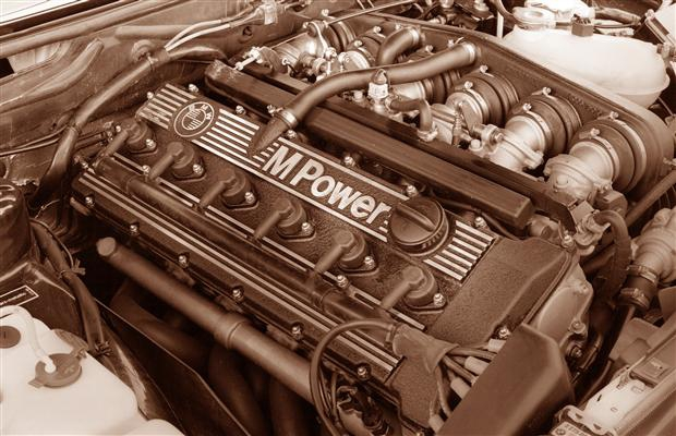 The BMW inline 6 cylinder engine is one of the best powerplants in the world.