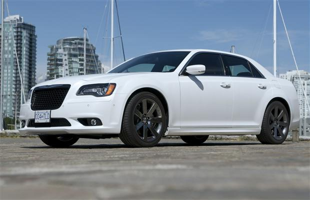 2012 Chrysler 300 SRT8.