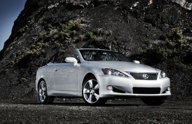 2012 Lexus IS 250 C