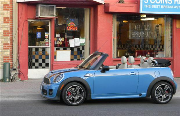 2013 Mini John Cooper Works Convertible