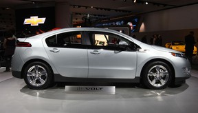 Chevy's Volt reduces range anxiety, but at a high price.