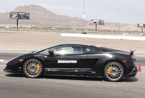 For automotive thrill-seekers, the Exotics Racing experience will certainly put a smile on your face  Alexandra straub/for the province
