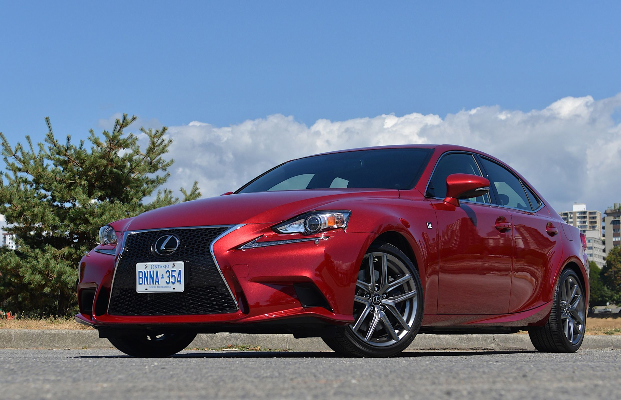 2014 Lexus IS 350 3.jpg