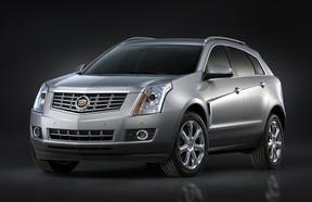We could see Cadillac's next-generation SRX, likely to be called the XT5, debut this year at the Los Angeles Auto Show.