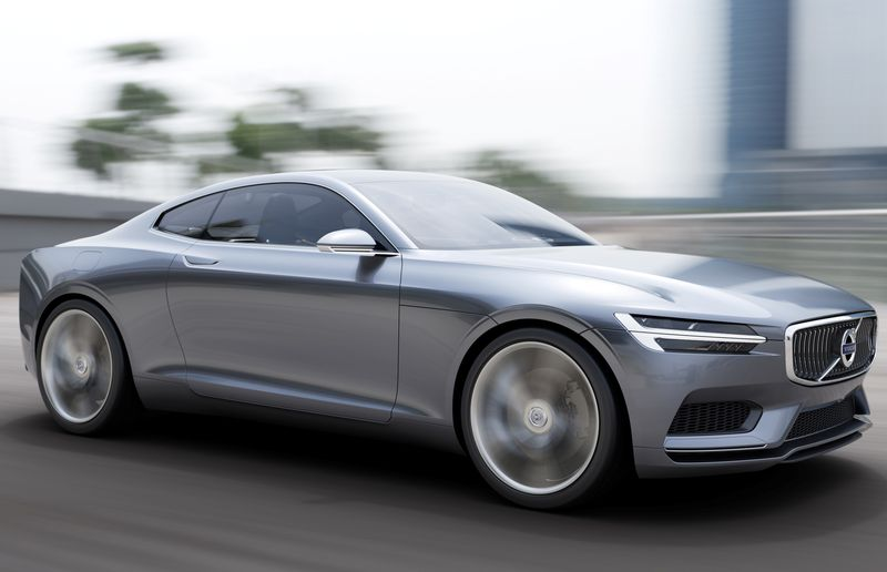 Volvo Concept Coupe could see production as the next C70
