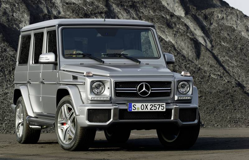 No matter how you slice it, the Mercedes-Benz G-Class is a box. A gas-guzzling box.