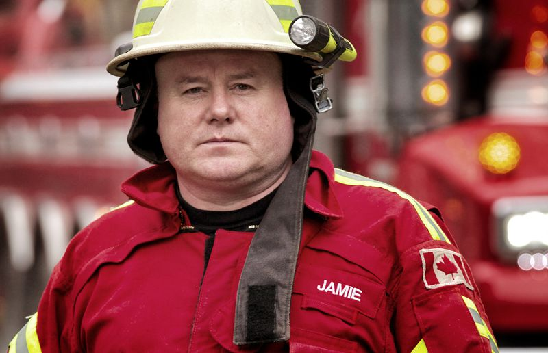 Highway rescuer Jamie Davis, featured in the Discovery Channel's Highway Thru Hell reality show, has seen it all on B.C.'s infamous Highway 5.