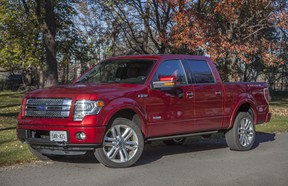 2014 Ford F-150 Lariat 4X4 Limited.