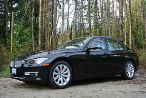 The BMW 320i xDrive all-wheel drive compact sedan is a joy to drive so it is no wonder that this make's sales are anticipated to be solid.