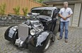 Rob Blackwell spent 1,600 hours over a six-month period to build his ground-pounding high horsepower 1937 Chevy pickup.
