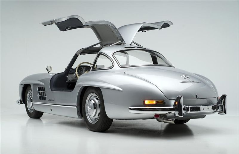 This Mercedes-Benz 300SL is totally worth the $2.85-million price tag.