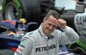 Michael Schumacher has reportedly emerged from his coma, according to his family and manager Sabine Kehm.