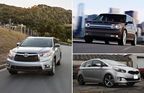 There are many options for seven-seat cars that are not the dreaded minivan.