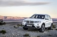 BMW will offer the refreshed X3 with a 2.0-litre turbodiesel four-cylinder engine.