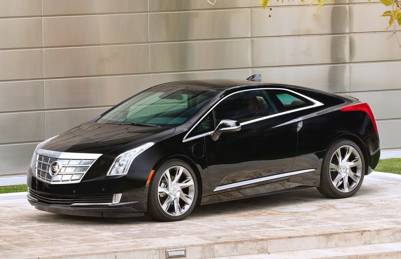 1st place: Cadillac ELR, at 44 sold.