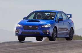 Subaru has been hard at work tweaking the WRX STI to match the on-tarmac agility and stiffness as the Mitsubishi Evolution.