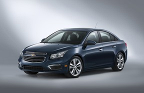 The current Chevrolet Cruze, pictured here, is built in GM's Lordstown, Ohio plant. That arrangement will continue for the next-generation model, but not for Mexico – Cruzes destined for that market will be built in GM's local Coahuila plant.