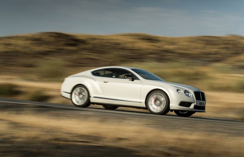 With a twin-turbo V8 co-developed with Audi, Bentley's new Continental has responsive power combined with a new efficiency.