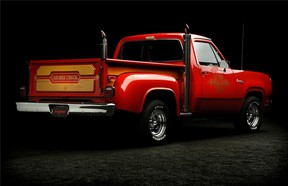 A 1978 Dodge Lil' Red Express promo image