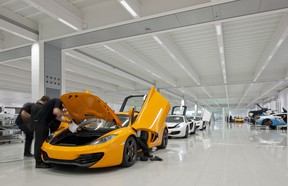 McLaren has pulled the plug on 12C production to focus on the 650S, but it will offer owners free upgrades to avoid leaving them hanging.