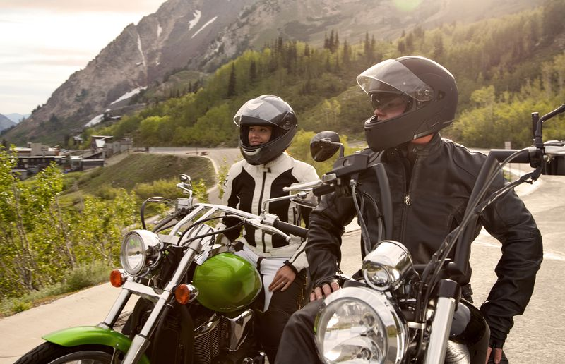 With the riding season upon us, staying safe is paramount. Alexandra Straub offers tips to drivers on two wheels — and four — on truly sharing the road.