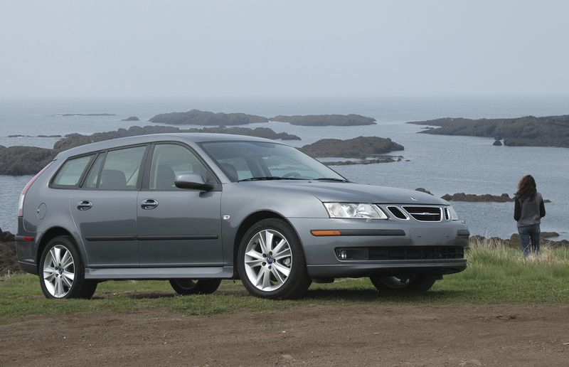 A recent rainy vacation in search of spring sent Lisa reminiscing about a romance-themed road trip to Digby, Nova Scotia a few years back in a Saab.