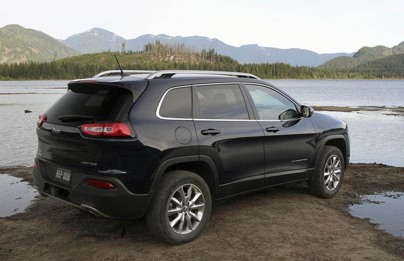 The reborn Jeep Cherokee is the perfect choice for consumers looking to add some adventure to their lives.