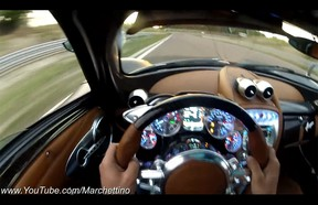 Ever wanted to drive a Pagani Huayra around a racetrack? Here's your chance!