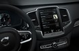 Apple's CarPlay infotainment system in the upcoming Volvo XC90. CarPlay is just the beginning for Apple, as rumour has it the company is aiming to hit the road with its own car by 2020.