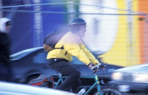 Cyclists and car drivers need to be aware of each other to keep our roads safe and minimize injuries.