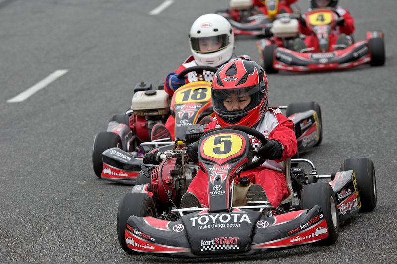 KartSTART allows young kids to learn the fundamentals of driving at an early age in a safe environment.