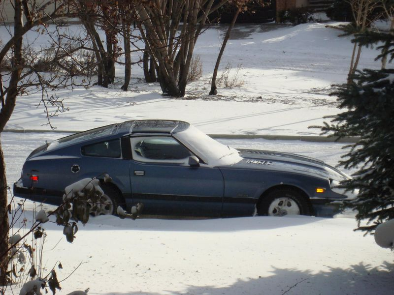 Can I drive my classic car in the winter?