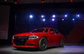 The 2015 Dodge Charger