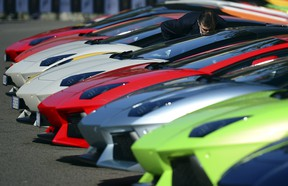 Replacement parts for Lamborghinis are certain to cause a severe case of sticker shock.
