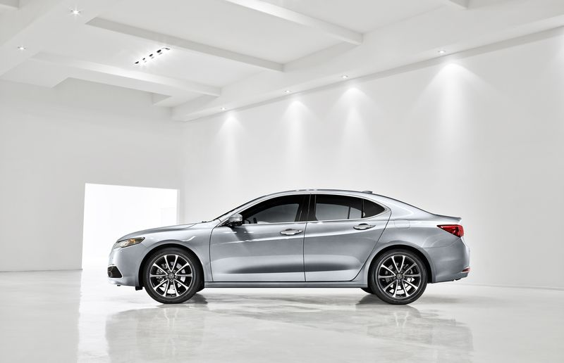 Could it be? A promising Acura sport sedan?