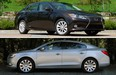 Which entry-level luxury sedan does it better? The Lexus ES or Buick LaCrosse?