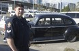 Vancouver police Sgt. Tim Houchen's youth group NASKARZ and this 1947 Dodge detective car, which the group plans to restore, will be at the NASKARZ Kids, Cars and Cops Gala on Tuesday night at the Roundhouse Community Arts and Recreation Centre.