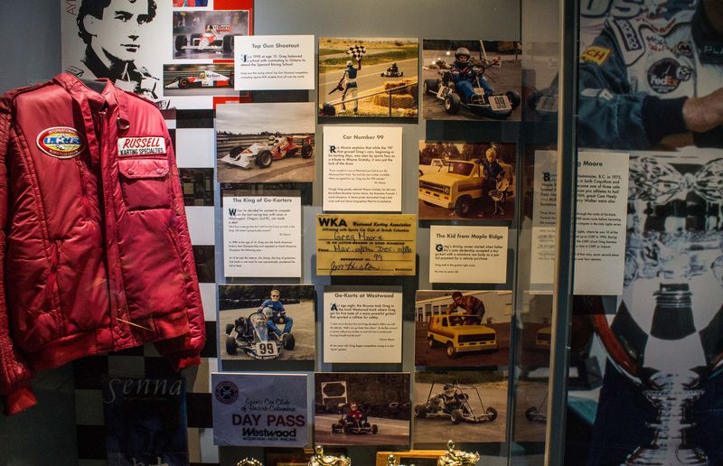 Greg Moore exhibit