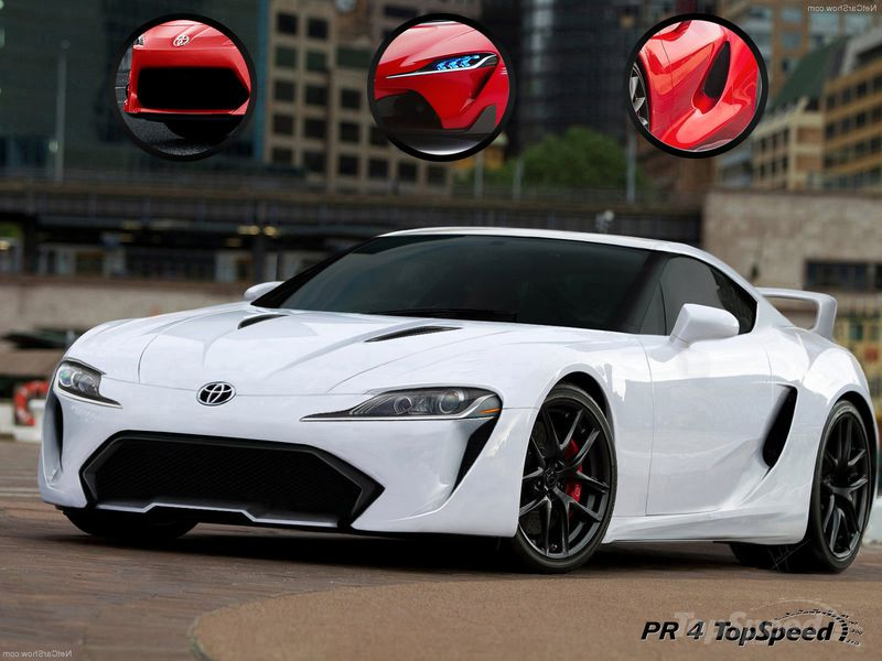 TopSpeed's illustration could hint at what Toyota's Supra successor could look like when it hits production.