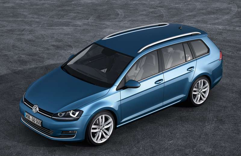 The 2015 Volkswagen Golf Sportwagon will be available in Canada this March.