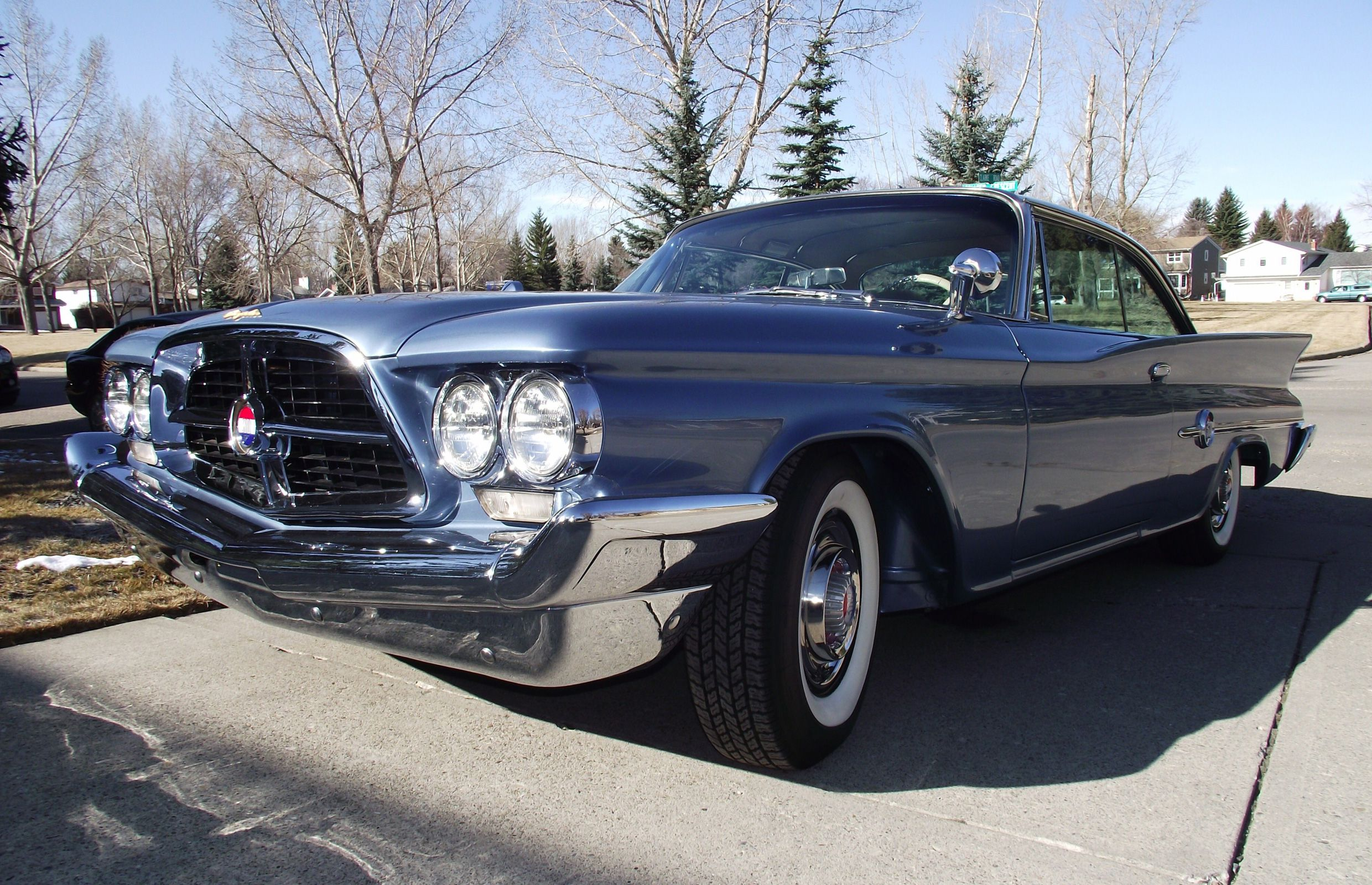 Mark Hopkins' 1960 Chrysler 300F.