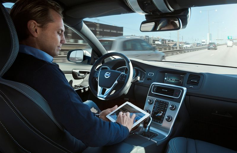 Volvo is already testing its autonomous technology, Drive Me, on Swedish roads.