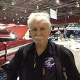For 30 years Calgary's Les Edwards has helped compile a list of automotive events in the Northwest Cruise Calendar. He is seen here at the World of Wheels display in the BMO Centre, Stampede Park.