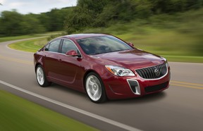 Through their testing, Consumer Reports ranks the Buick Regal as a better sports sedan than the BMW 328i.