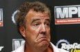 """A file photo shows former Top Gear host Jeremy Clarkson at an event in London. The BBC decided no to re-sign the outspoken TV personality following a """"fracas"""" with a producer."""