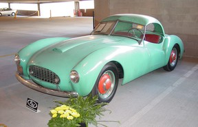 This rare 1959 Victress S1-A sold at the 2005 RM Auction in Phoenix for $16,500.