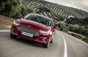 While GM is pulling the plug on selling mainstream Chevrolet and Opel models, Ford is investing more in Russia on new models and plants, like the Mondeo, which will be built in a new factory in St. Petersburg.