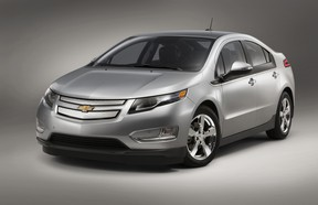 GM will pause production of the Chevrolet Volt this summer for four weeks.