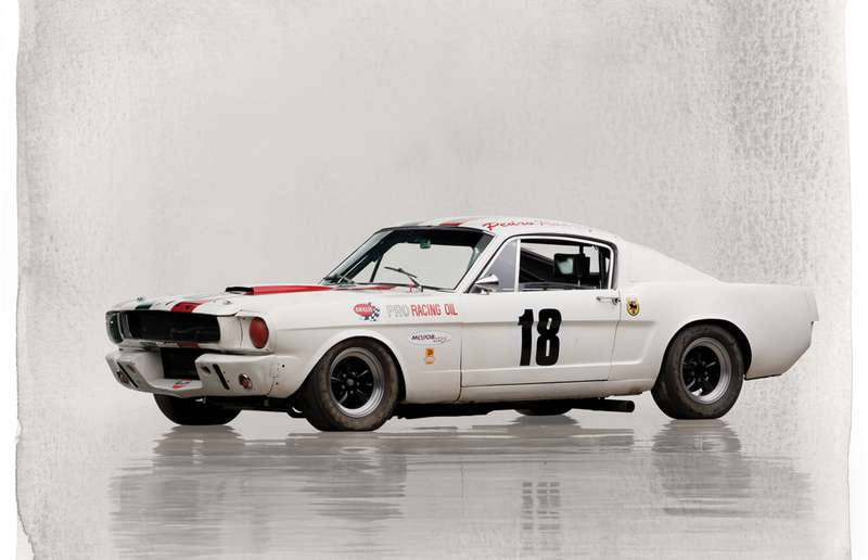 1965 Shelby GT350 R –$770,000.