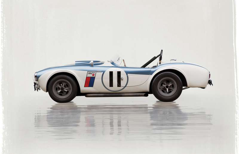 1962 Shelby 289 Competition Cobra –$1,980,000.